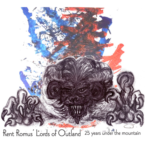 Rent Romus' Lords of Outland - 25 years under the mountain
